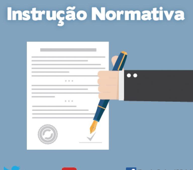 Instrução Normativa RFB 1.761