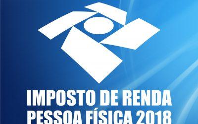 Receita começa a receber declaração do Imposto de Renda 2018