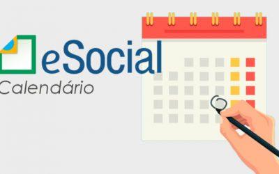 eSocial: Prorrogado o prazo de envio do fechamento da folha