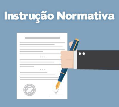 INSTRUÇÃO NORMATIVA RE Nº 014/20